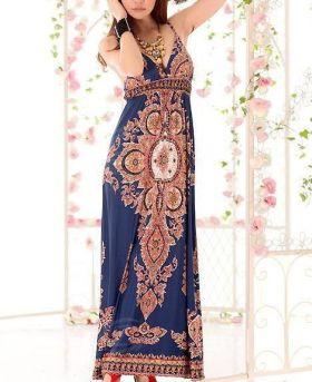 Maxi-Bohemian-Dress